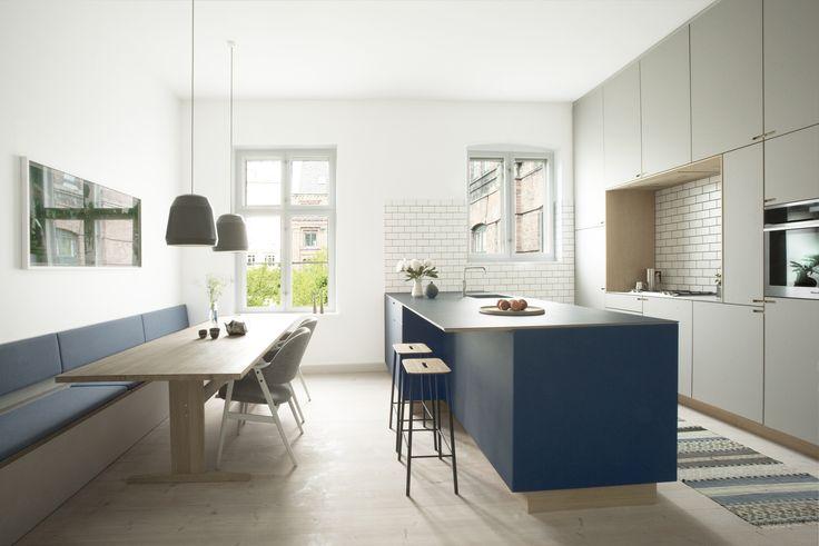 Bespoke kitchen from Nicolaj Bo™  #minimal #scandinavian #kitchen