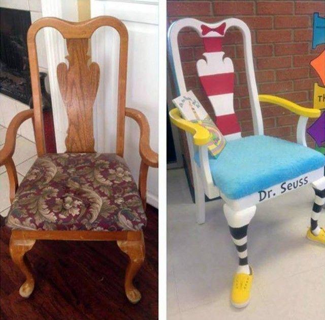 10 Awesome Refurbished Stühle