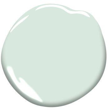 Ceiling to Master Bedroom-- Opal Essence 680 | Benjamin Moore
