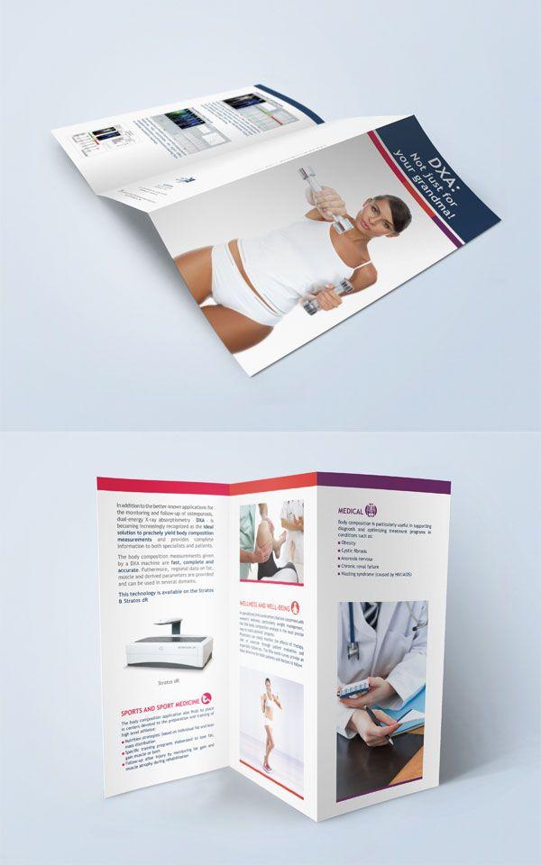 #agencerebelle - création leaflet 3 volets #DMSDXA #PrintLeaflet #PrintDépliant
