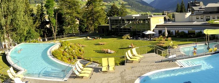 Parco Bormio Terme - Hotel Palace Bormio