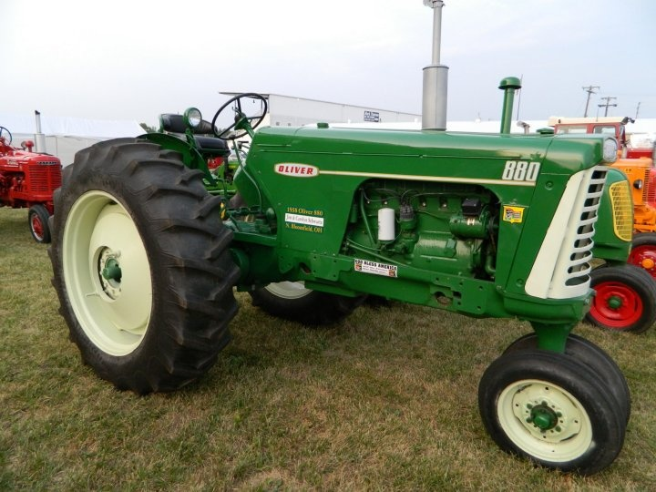 Antique Tractors In Ohio : Best images about old farm machinery and tractors on