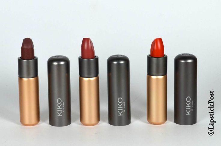 #Kiko #VelvetPassionMatte #Lipstick: una piacevole sorpresa