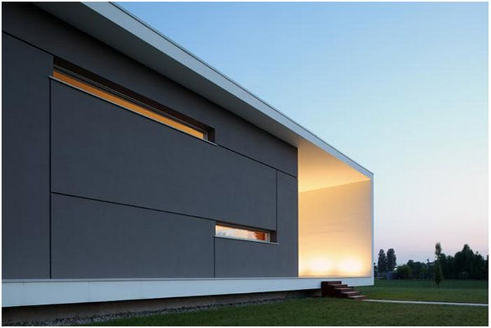 1016 best images about residential architecture on for Minimalist residential architecture
