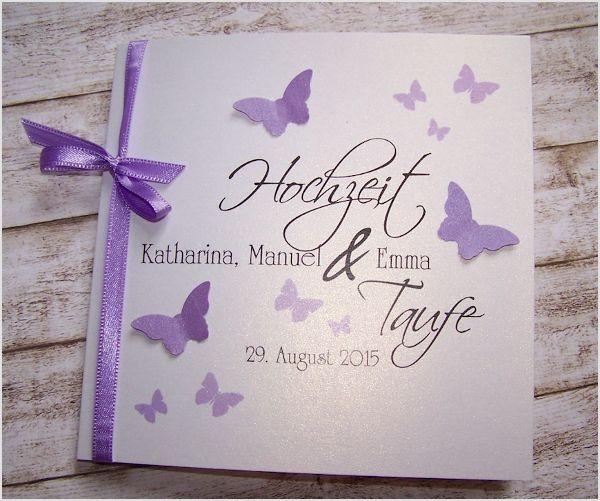 Einladung Hochzeit Taufe Kombiniert Text Elegant Besten Bildern