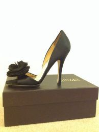 Available @ TrendTrunk.com Badgley Mischka Heels. By Badgley Mischka. Only $110.00!