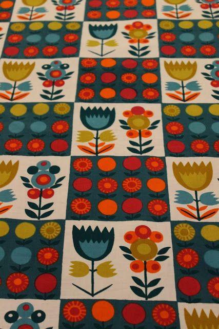 27 besten dekoplus fabric 70er jahre vintage stoff bilder auf pinterest vintage stoffe 70. Black Bedroom Furniture Sets. Home Design Ideas