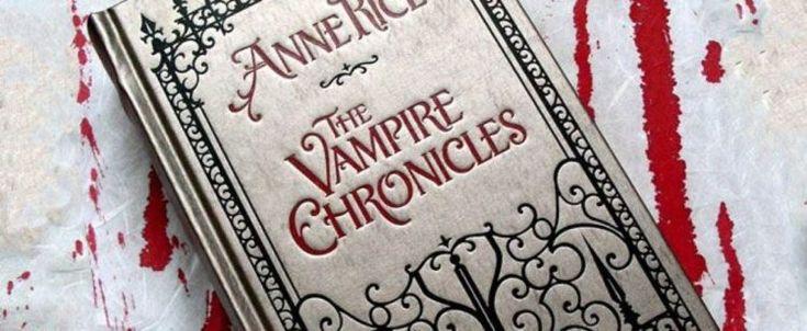 Cronache dei Vampiri: in sviluppo la serie tv dai romanzi di Anne Rice