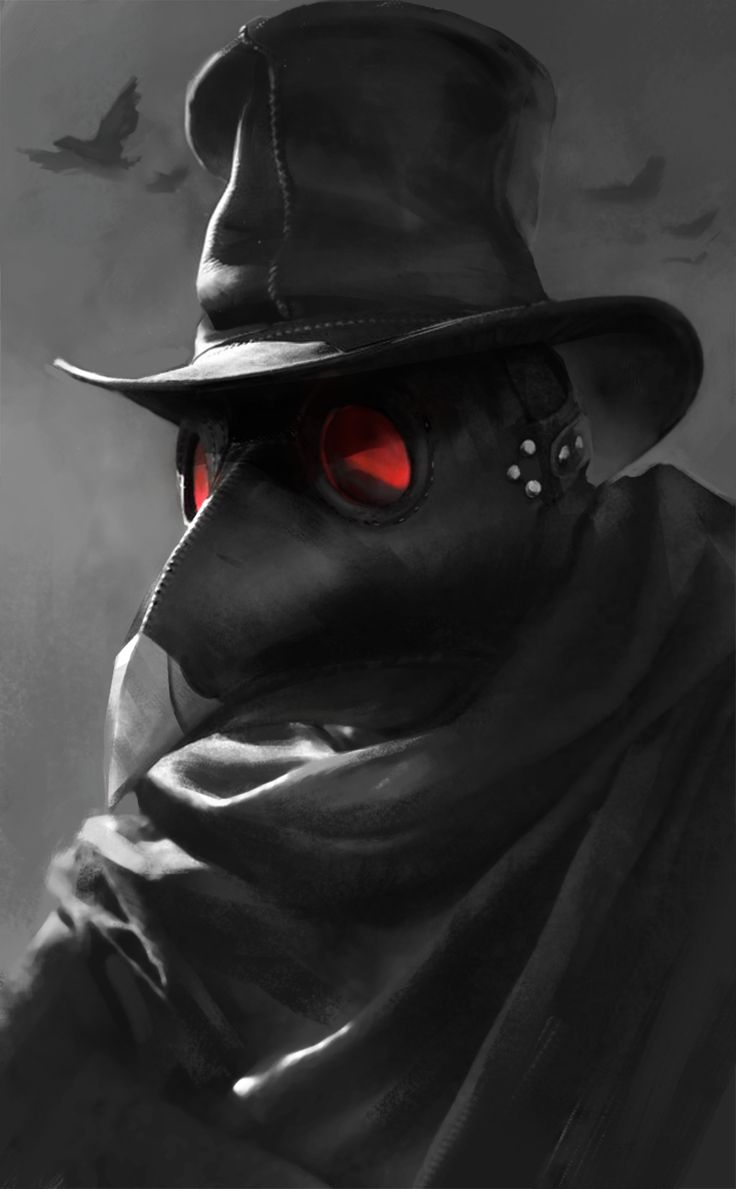 plague doctor by CG-sister on DeviantArt