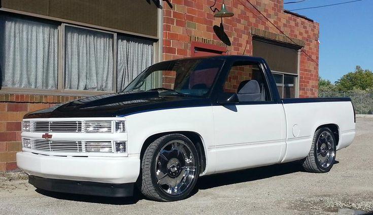 """""""Old Jean"""" 1995 Chevy Silverado"""