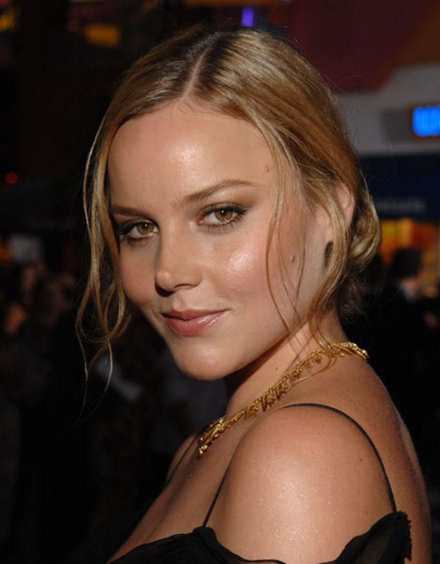 Abbie Cornish ...... She was born 7 August 1982