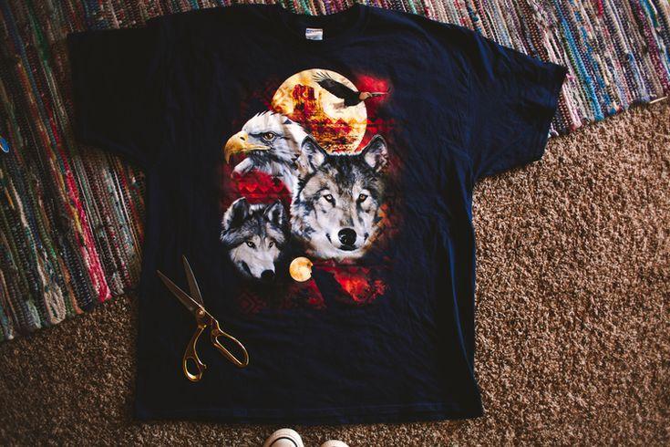 DIY T-Shirt Bodysuit — Girrlscout