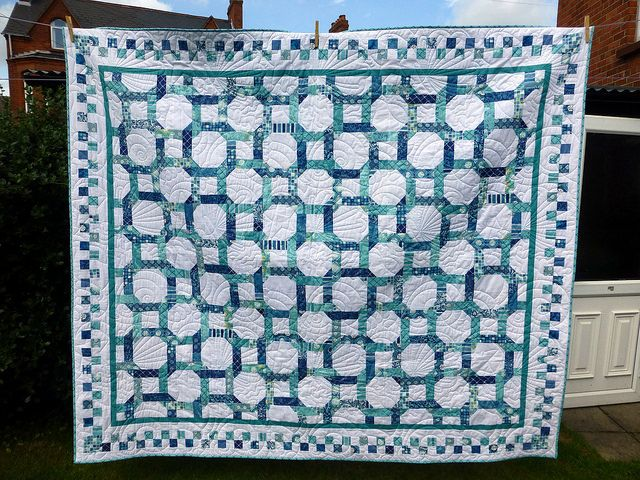 Celtic Twist Quilt for M&D Aug14