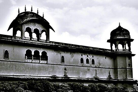 Temple ruins, Rajasthan