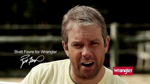 Brett Favre Wrangler Jeans | Jason Sudeikis | Saturday Night Live | #SNL Commercial Parodies