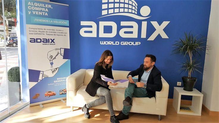 Entrevista a la agencia inmobiliaria Adaix Torremolinos. Podemos decir que estamos superando todas nuestras expectativas y estamos seguros de que vamos a seguir creciendo muchísimo este 2018.