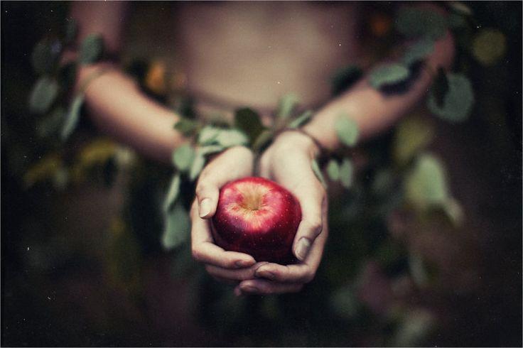 Take a bite, My dear Snow White