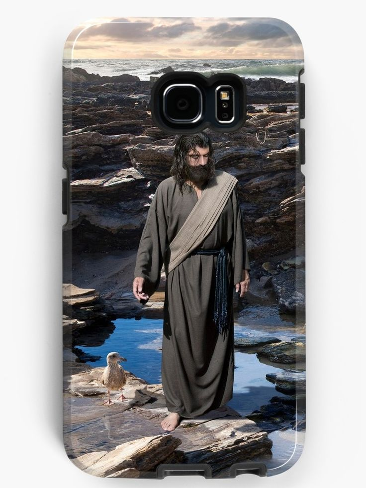 """""""He who is not with Me is against Me; and he who does not gather with Me scatters."""" Matthew 12:30 This beautiful picture of Jesus Christ is printed on iPhones and Samsung Galaxy Cases/Skins. (designed for all models) Created by Artist Alex Acropolis Calderon of ANGELICUS."""