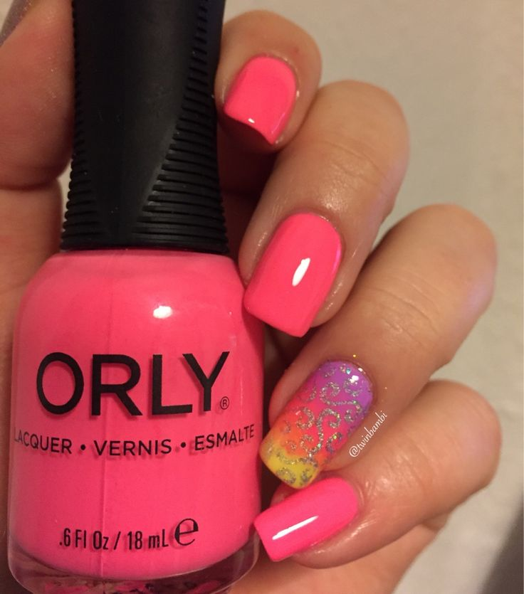 @orlybeautybuzz Put The Top Down... Collection Pacific Coast Highway 2016 Bought at @LuxBeautydk