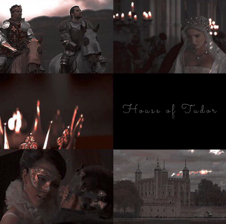 House of Tudors aesthetic #England #history