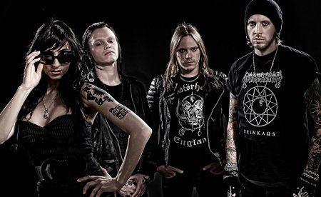 Interview : Liv Jagrell, Jimmy Hiltula & Dave Sundberg - Sister Sin (2010) - Femme Metal Webzine