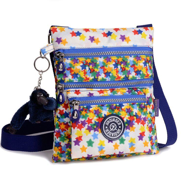 <b>Jinqiaoer</b> высокое качество женщина нейлон сумки дизайнеры ...
