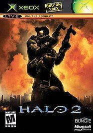 Halo 2 Xbox 2004 Xbox 360 Platinum Hits Pre Owned 0805529894266   eBay