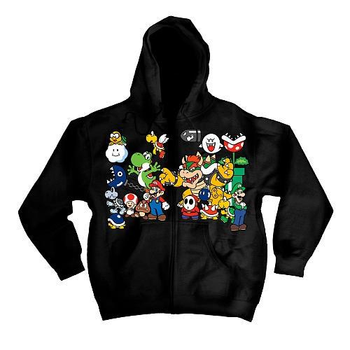 Super mario bros hoodie