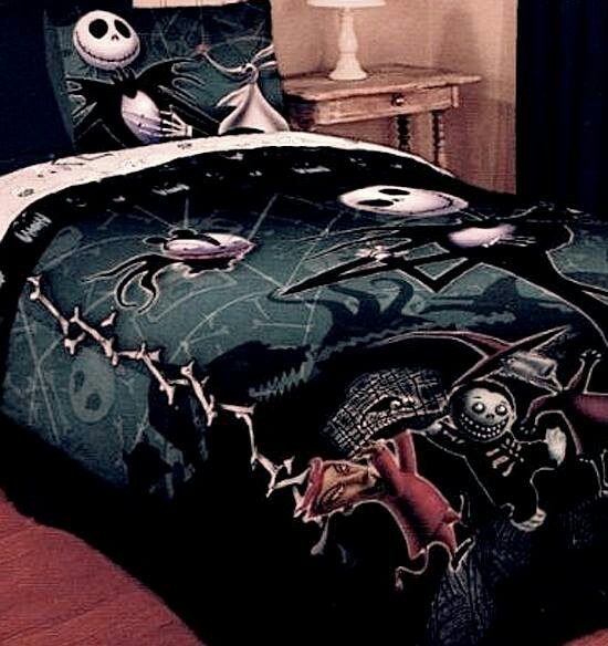nightmare before christmas comforter set we obviously need to upgrade