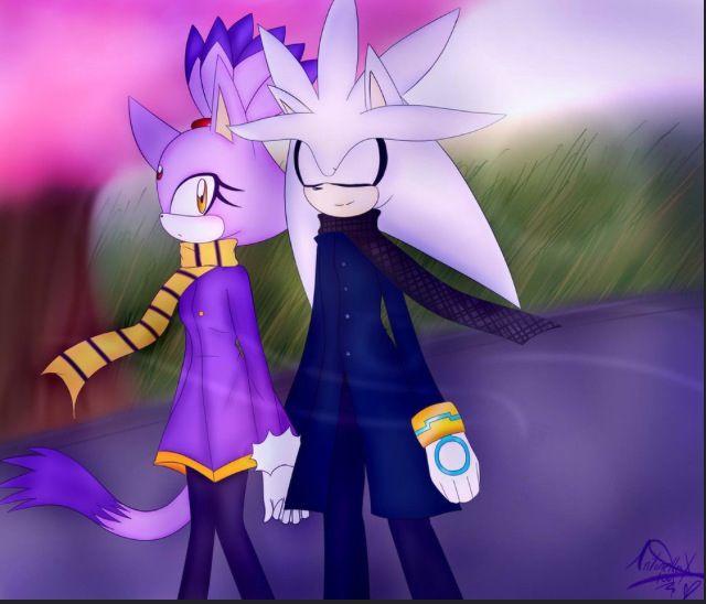 Sonic_Halloween by DawnHedgehog555 on DeviantArt  Silver The Hedgehog Walking