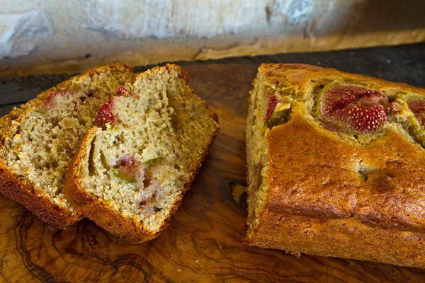 Banana Fig Bread – Italian Food Forever