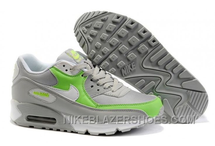 https://www.nikeblazershoes.com/nike-air-max-90-womens-green-white-grey-free-shipping-dtgdc.html NIKE AIR MAX 90 WOMENS GREEN WHITE GREY FREE SHIPPING DTGDC Only $74.00 , Free Shipping!