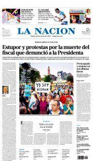 Las pericias no pudieron determinar si había pólvora en las manos del fiscal Nisman - Infobae