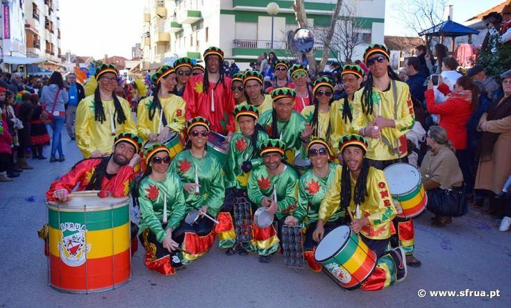 bateria de samba, carnaval , portugal