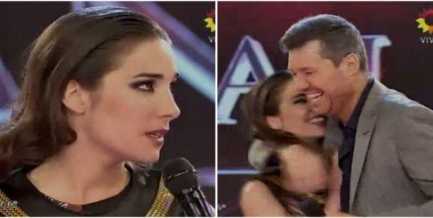 Marcelo Tinelli le hizo una incómoda pregunta a Juana Viale ¡y ella lo cortó en seco! Basta