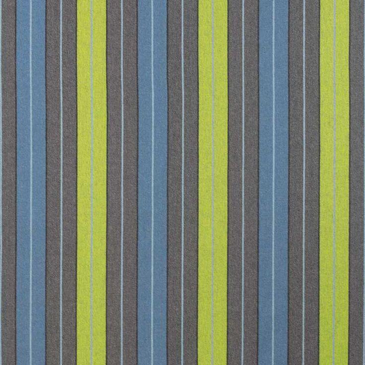 Warwick Fabrics : VAUXHALL, Colour CITRUS