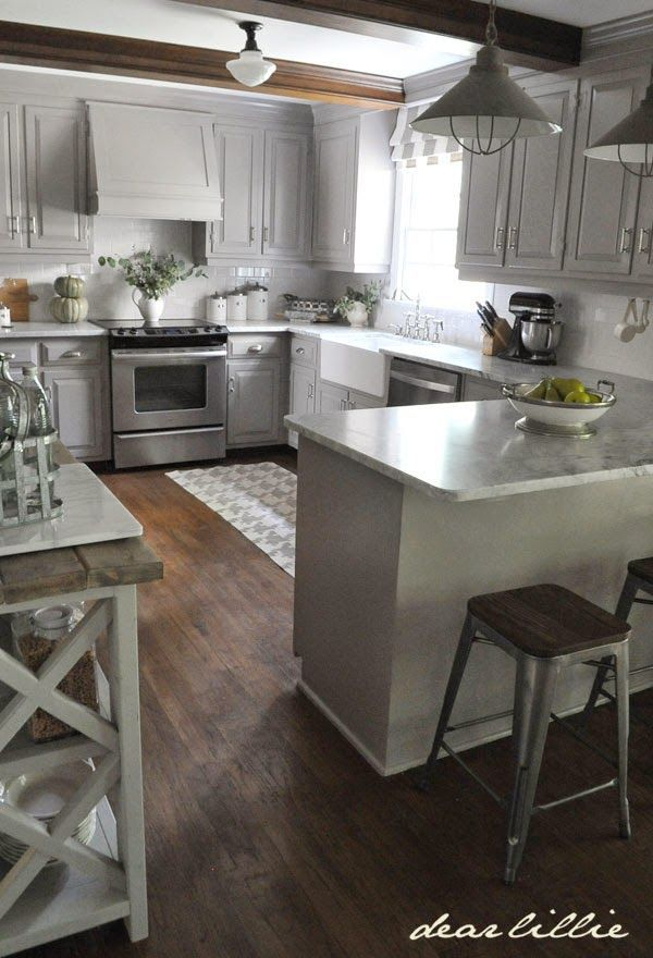 Best Farmhouse Kitchens Design and Decor Ideas