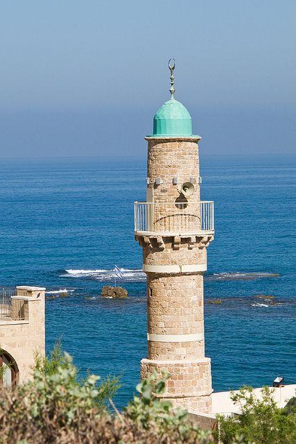 Old Jaffa . Israel