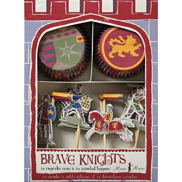 Valiant Knight Brave Medieval Birthday Party Supply U Pick Napkin Cupcake Decor | eBay