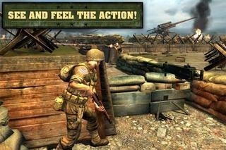 d day frontline commando hack ios