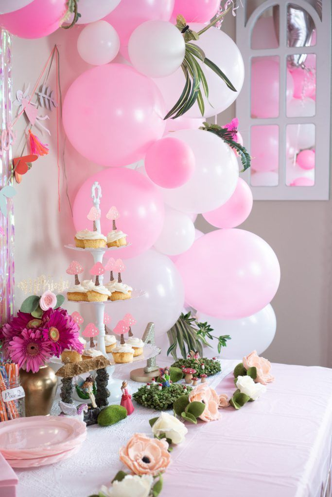 mckinlee s fairy themed birthday party celebrate children s rh pinterest com