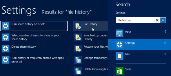 windows 8 time machine backup