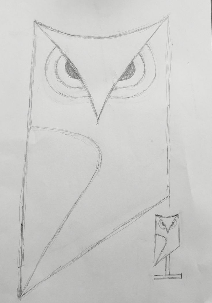 Under process, Angry owl.
