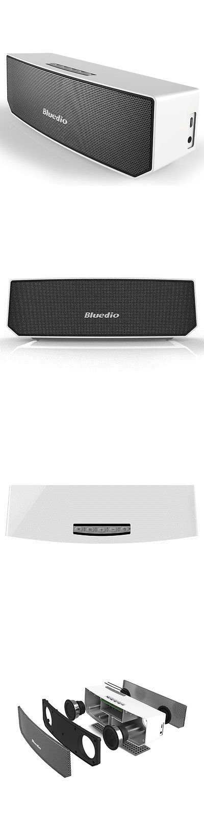 electronics: Bluedio Bs-3 Camel Portable Bluetooth Wireless Stereo Speaker With Mic For -> BUY IT NOW ONLY: $48.19 on eBay!