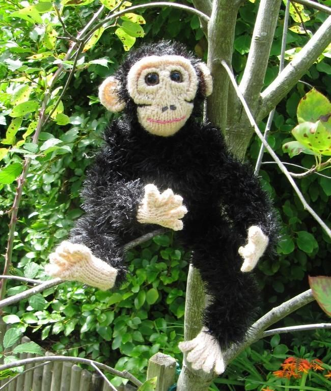 My Pet Chimpanzee Toy Animal Monkey