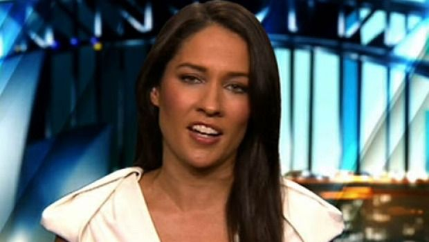 Mel McLaughlin was not blushing.