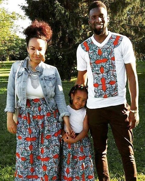 Family African outfits. Sure I can make this for us