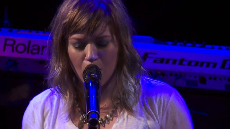 Hope for addiction, love this song....Kelly Clarkson - Sober (Live From the Troubadour 10/19/11)