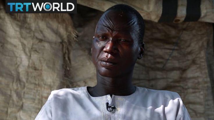 South Sudan's Displaced: South Sudan's displaced living in cemeteries