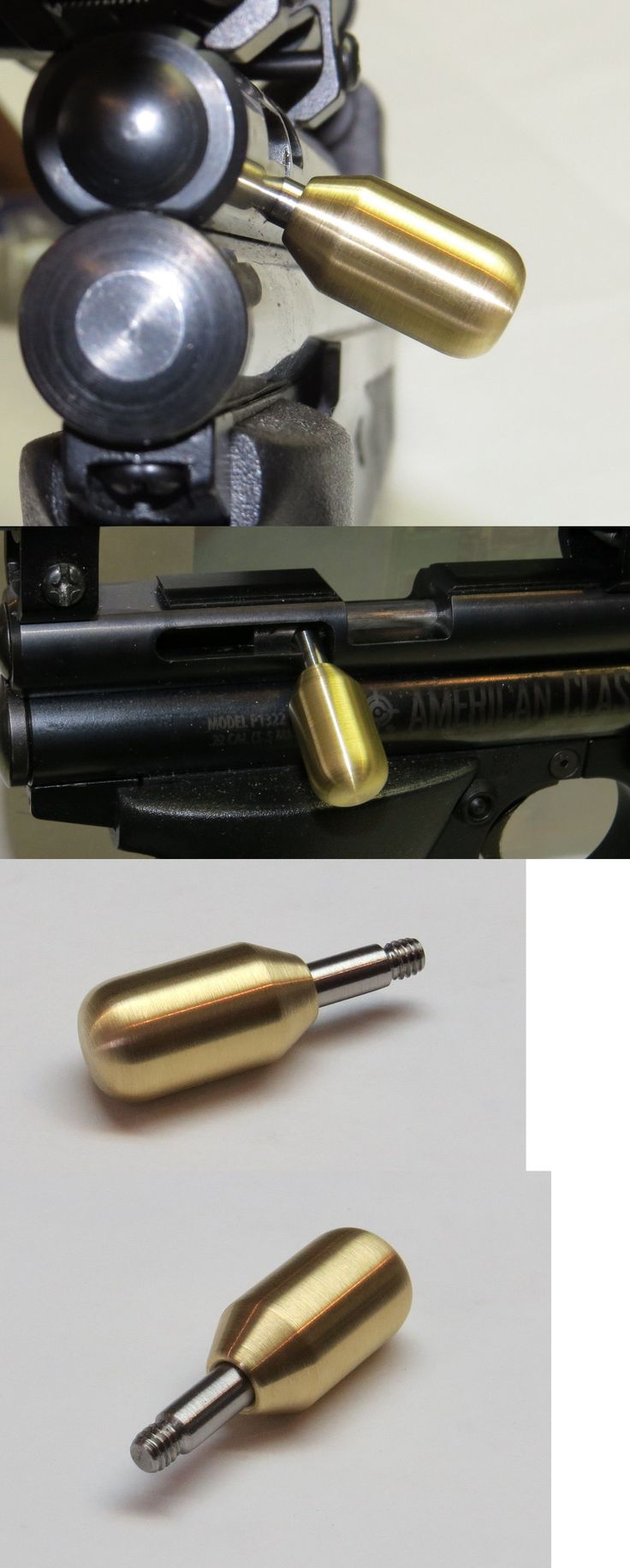 Other air guns and slingshots custom bolt probe handle for